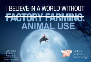 Animals Australia campaign