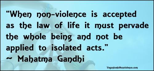nonviolent speech