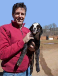 sell out Pacelle HSUS approved goat farm