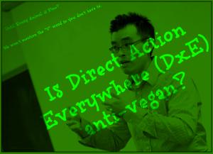 DxE Wayne Hsiung Fails again